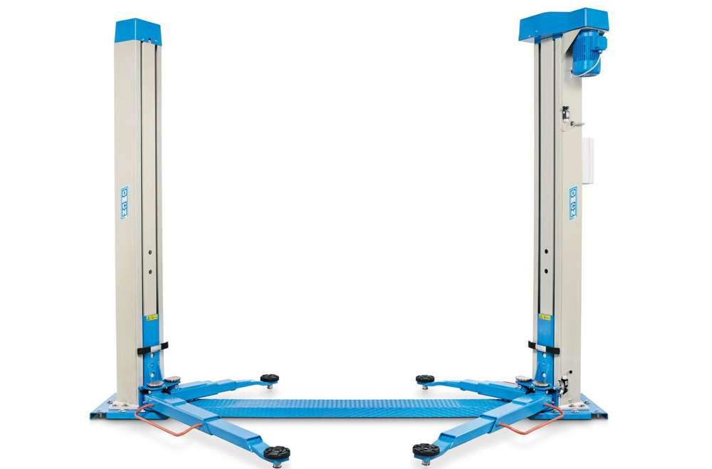 Sollevatore elettromeccanico a 2 colonne